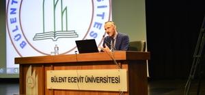BEÜ'de demokrasi özgürlük ve kamusal alanın teşekkülü konuşuldu