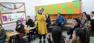 Hisarcık'ta işaret dili kursu açıldı