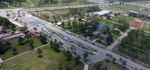 Olimpiyat parkı yılın en başarılı belediye parkı seçildi