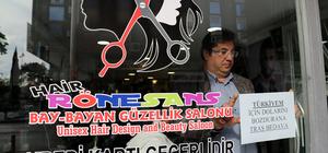 Antalya'dan Türk lirasına destek kampanyası