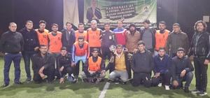 Pamukkale'de final grubu heyecanı başladı