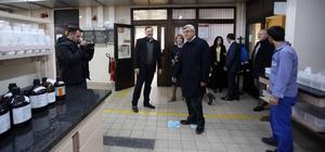Başkan Karaosmanoğlu, Dilovası'nda işçilerle bir araya geldi
