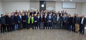 Amatör Spor Kulüpleri İstişare Toplantısı Bozüyük'te yapıldı