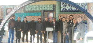 Tarih Şeridi ve Şeyh Edebali Türbesi ziyaretçilerini ağırlamaya devam ediyor