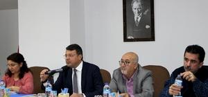 Silifke Belediye Meclisi, 2016 yılının son toplantısını yaptı