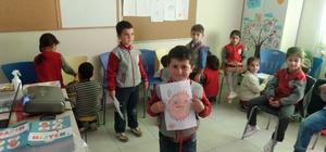 Muradiye'de öğrencilere hijyen eğitimi