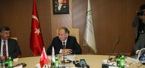 Bu yılın son DOKA toplantısı Trabzon'da yapıldı