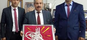 Osmanlı Ocaklarından Başkan Gürsoy'a ziyaret