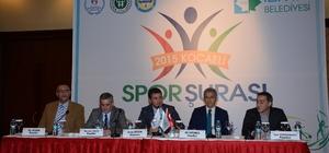 Spor şurası sonuç raporu açıklanacak