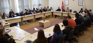 Sağlık ve Çevre alanında proje önerilerini paylaşıldı
