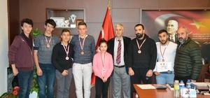 Söke'de KUDO'nun ilk temsilcileri Türkiye şampiyonasından başarıyla döndü