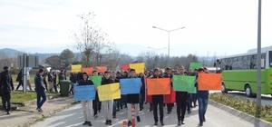 Halep için yürüdüler
