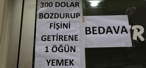 Karadeniz'de esnaf Türk lirasına sahip çıkıyor
