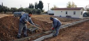 Altınova Menderes'e yeni muhtarlık ve yaşam alanı