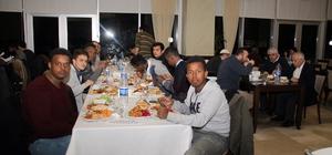 Yabancı ülke öğrencileri Sorgun'u gezdi