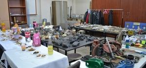 BEÜ'de Dünya Madenciler Günü nedeniyle madencilik ürünleri sergisi açıldı