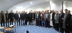 Erzurum Sivil Toplum Platformu'nda A.Mustafa Güvenli güven tazeledi