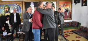 Aksaray'da aralarında husumet bulunan kardeşler barıştırıldı