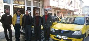 Taksiciler Korsan Taksi ve Sigorta Zamlarından Şikayetçi