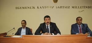 Eyyübiye Belediyesinden Şırnak ve Cizre'ye yardım