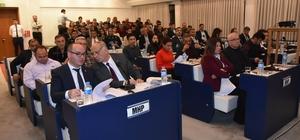 Salihli'de yılın son meclis toplantısı yapıldı