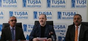 Tuşba Belediyesinden Erdoğan'a destek