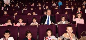 Muratpaşa sinema günleri miniklerle başladı