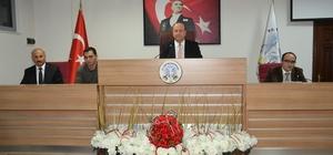 Efeler Belediye Meclisi 2016 yılının son toplantısını gerçekleştirdi
