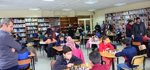 Hizan'da satranç turnuvası