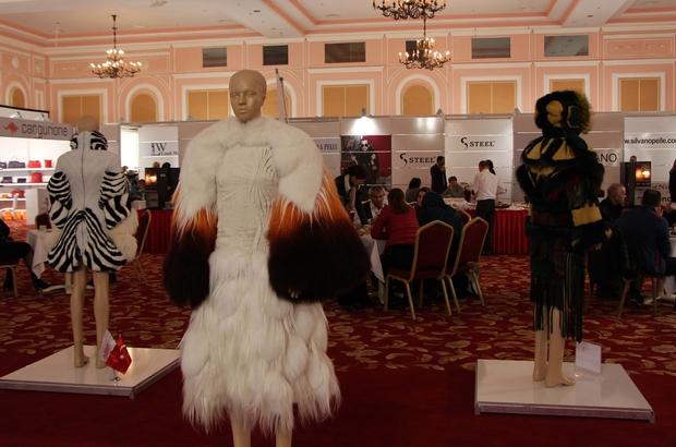 Deri ve Kürk Konfeksiyon Fuarı Antalya'da açıldı