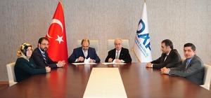 ETÜ-DAP işbirliği protokolü imzalandı
