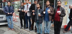 Türk lirasına destek kampanyası
