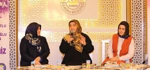 İlkadım'da Kadın Hakları Paneli