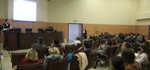 Trakya Üniversitesi'nde kanser semineri