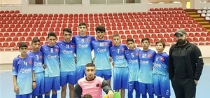 Malatya takımları hokeyde Amasya'da başarılar elde etti