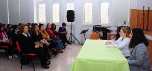 Kadın girişimciler öğrencilerle bir araya geldi