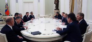 Başbakan Yıldırım Rusya'da