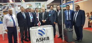 ASHİB Yönetim Kurulu Başkanı Yamanyılmaz: