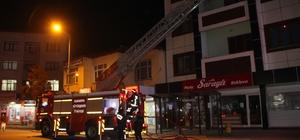 Ferizli'de ev yangını