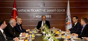 Korkuteli Mermer İhtisas OSB Yönetimi belirlendi