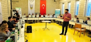 Öğrencilere Maker eğitimi