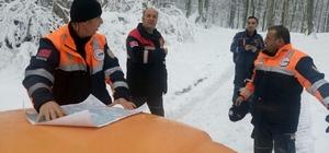 AFAD ekiplerine Harita ve Yön Bulma eğitimi