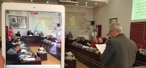 """Kırklareli Belediyesi'nde """"Canlı"""" meclis toplantısı"""