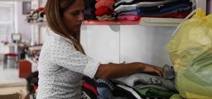 Bayraklı'da 3 yılda 5 bin kişiye kıyafet desteği