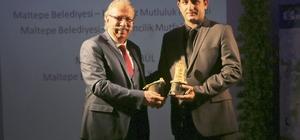 Maltepe Belediyesi'ne iki ödül birden