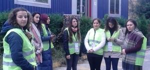 İzmit Belediyesi'nden çevre mühendislerine teknik gezi