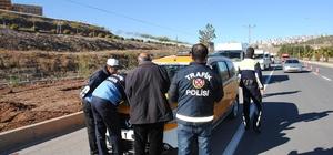 Şanlıurfa'da öğrenci servisleri ve taksiler denetlendi