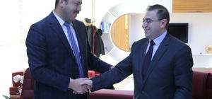 Elazığ'da 'Bademde Moderne Tarım Uygulaması' projesi imzalandı