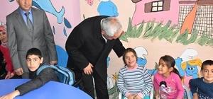 Başkan Alçay'dan anlamlı ziyaret