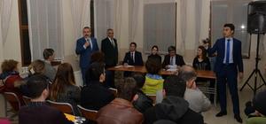 Polatlı Kent Konseyi Engelli Meclisi Başkanlık seçimi yapıldı